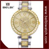 Manera ocasional Bracelet&#160 del reloj de la personalidad de Belbi; Reloj impermeable femenino del cuarzo del reloj