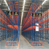 Rack de palete pesada de Entreposto Industrial de soluções de armazenamento de dados