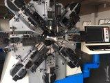 Multifunktionscomputer-Sprung-Maschine u. Draht-verbiegende Maschine mit Mittellinie 12