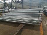 Хорошие трубы Pre-Gi ERW качества стальные для фабрики Tianjin поставщика Китая загородки