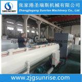 Ligne d'extrusion de pipe de HDPE de bonne exécution pour l'approvisionnement en eau