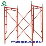 Q195/Q235 de Steiger van het Frame van het staal H