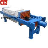 Machine de van uitstekende kwaliteit van de Pers van de Filter van de Tafelolie van de Plaat en van het Frame