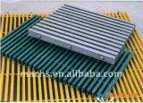 Grilles matérielles T3815 de fibre de verre inférieure de maintenance de type de Pultrusion