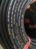 R1 / R2à un ou deux sur le fil tressé Le flexible hydraulique