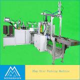 Full automatic Ss-Fp04 disco de máquina de encolhimento de rotulação de embalagem