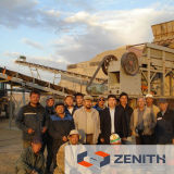 Zenit Jaw Crushing Machine con Large Capacity