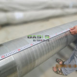Carcasa de acero inoxidable/TUBO TUBO PARA profundo pozo de agua