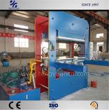Vulcanización de neumáticos sólidos superior Press/Curar pulse