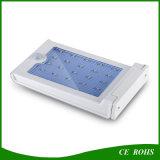 Чувствительные Motion Sensorwall светодиодная лампа с солнечной энергии для использования вне помещений лампы 300 лм