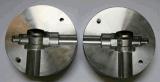 CNC bearbeitet CNC-Installationssatz-Laser CNC-Maschine für Metallstich