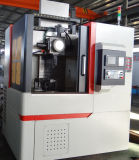 Machine verticale de tour de commande numérique par ordinateur pour le découpage en métal de bride