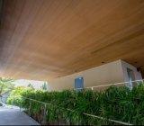 WPC 건축재료 목제 플라스틱 합성 천장