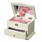 С коробкой хранения нот деревянной для ювелирных изделий