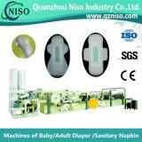 Beständige halbautomatische weibliche Hygiene-Auflage, die Maschine mit Cer (HY400, herstellt)