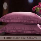 Funda de almohada del satén los 50X70cm de la seda de mora 6A de la nieve 19m m de Taihu