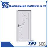 판매를 위한 고밀도 WPC 나무로 되는 문 문 단 하나 디자인