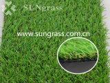 erba artificiale di svago del giardino di paesaggio di 20mm (SUNQ-HY00090)