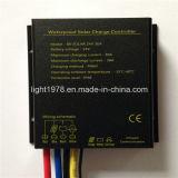 Grande luz solar do diodo emissor de luz da rua da economia de energia 6m Pólo 30W