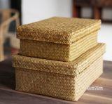 (BC-ST1039) Caliente-Vender el artículo de moda Handcraft la cesta natural de la paja