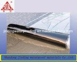 Asphalte auto-adhésif de HDPE/membrane imperméable à l'eau de bitume