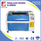 Máquina de madeira do laser do CO2 da máquina de estaca da marca de livro com melhores peças sobresselentes