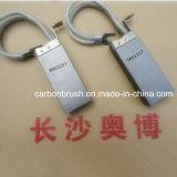 Cepillos de carbón del grado NCC634 de China para el fabricante de los motores en China