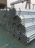 Od48.3mm galvanisiertes Baugerüst-Stahlrohr für Aufbau