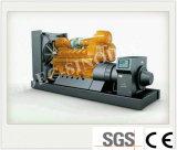 セリウムが付いている熱い販売400kw低いBTUのガスの発電機セットは承認した
