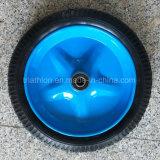 3.25-10 gomma semisolida 4.00-10 con la rotella d'acciaio