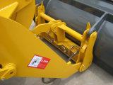 CS915 zl15 Factory Outlet Snow Tire1.5t Chargeur sur roues hydrostatique avec aile godet de la neige