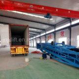 Hochwertige Cer-Anerkannte bewegliche 6ton/8ton/10ton/15ton Verladedock-Behälter-Rampe mit bestem Preis
