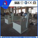 Separador magnético permanente del mineral de la tubería aprobada Rcyg-1000 de ISO/Ce para la industria del vidrio del cemento/
