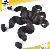 Usine pendant 11 années de cheveux humains brésiliens de diverses textures