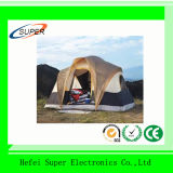 Barraca de acampamento diferente dos projetos e dos tamanhos
