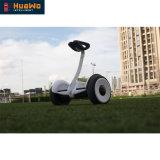 Vespa de equilibrio vendedora superior del uno mismo de Hoverboard de las ruedas de la batería de litio dos