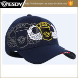 Modelo nuevo táctico del casquillo del sombrero de béisbol de Esdy