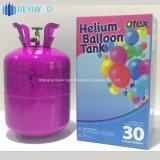 Garrafas de gás de uma boa garrafa de gás hélio descartáveis para valvoplastia
