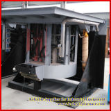 Máquina horno industrial para la fusión de metales