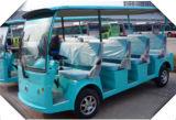De zuivere Elektrische Bus van Reis 11 Seater op Verkoop