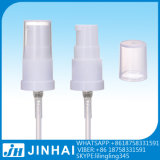 20/410 Professional Plastic Black Cream Pump com tampa fosca