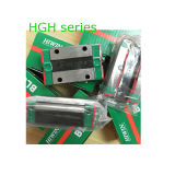 Flanged Block를 가진 Hiwin Hgw Rail Guide