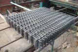 Acoplamiento de alambre soldado galvanizado de la fábrica de Tengyuan