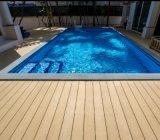 Composé en bois de Platice d'étage extérieur de la qualité WPC