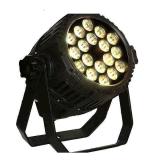 Outdoor étanche RGBW 18*10W 4en1 par la lumière à LED IP65