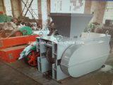 Machine van de Briket van het Zaagsel van het Brandhout van de Pers van het Ponsen van de Lopende band Hexagon Houten