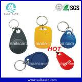 Lf Em4102 RFID Keyfobs para o controle de acesso