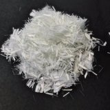 3-12 mm E-filamentos picados de fibra de vidrio de vidrio