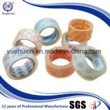 12 años de experiencia de la producción de cristal acrílico BOPP Cinta de embalaje