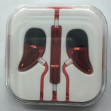 StereoOortelefoon van de Peper van de Bevorderingen van de gift de Plastic Hete voor Mobiele Telefoon